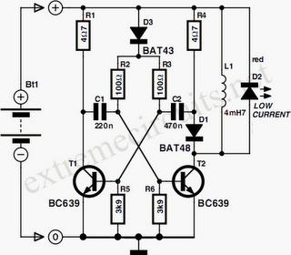 Diagram Of A Forward Bias Diode Circuit, Diagram, Free