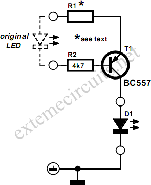 Case Modding Circuit Diagram