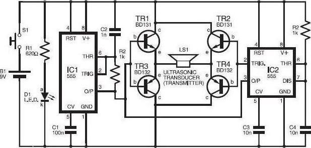 bridge circuit diagram