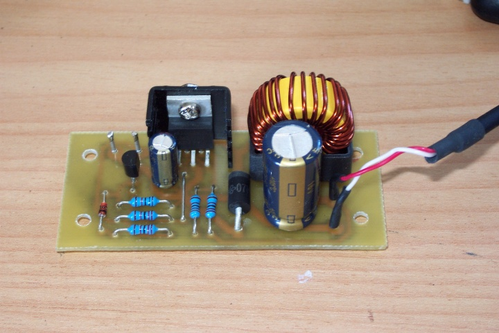 Car Battery Charger With Mc78t12 Audio Wiring Diagram