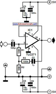 Input Impedance Booster Circuit Diagram Circuit Diagram
