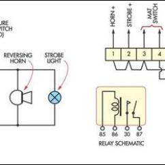Hella Relay Wiring Diagram 2 Points Ignition System Low Cost Burglar Alarm For Boats Circuit