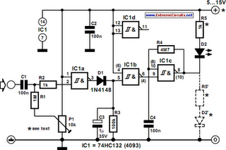 Oscillation Monitor Circuit Diagram