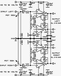 50 Amp Power Supply Schematic 20 Amp Power Supply