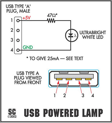 usb lamp circuit diagram?resized366%2C400 usb port wiring diagram efcaviation com wiring diagram for usb plug at gsmx.co