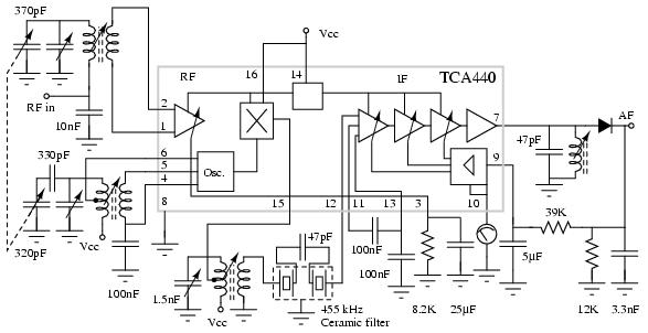 oscillator circuits practical analog semiconductor circuits