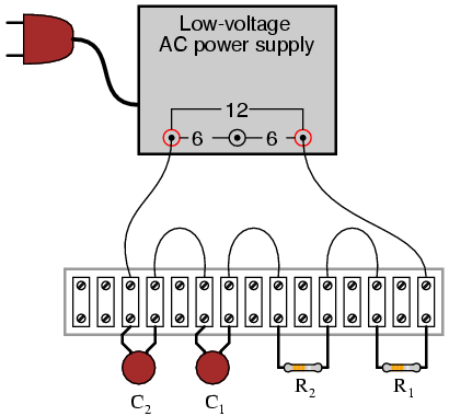 Phase shift : AC CIRCUITS