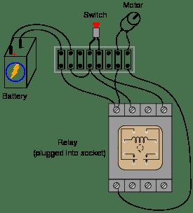 Ice Cube Relay 24 Volt Diagram Basic Electromagnetic Relays Worksheet