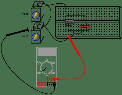 Positive feedback opamp circuits : Worksheet
