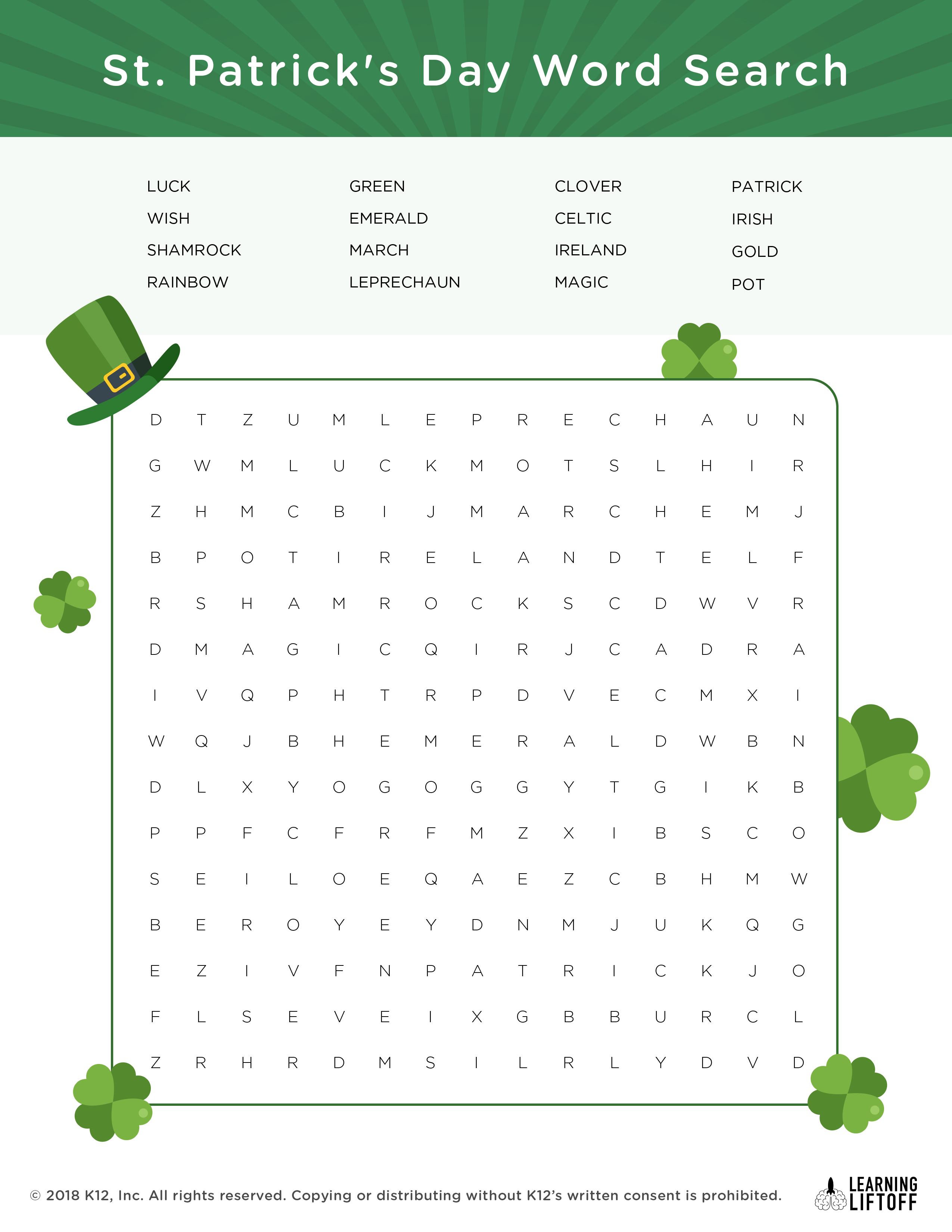 Celebrate St Patrick S Day With These Easy Crafts And