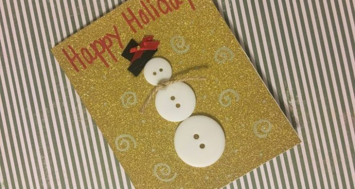 5 DIY Christmas Cards Learning Liftoff