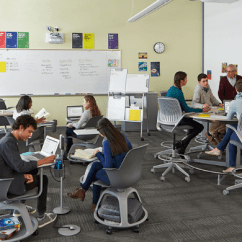 Counter Height Chairs With Back Building A Rocking Chair How Creative Classroom Design Benefits Students - Learning Liftoff