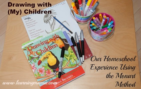 Drawing With (My) Children: Our Homeschool Experience Using the Monart Method