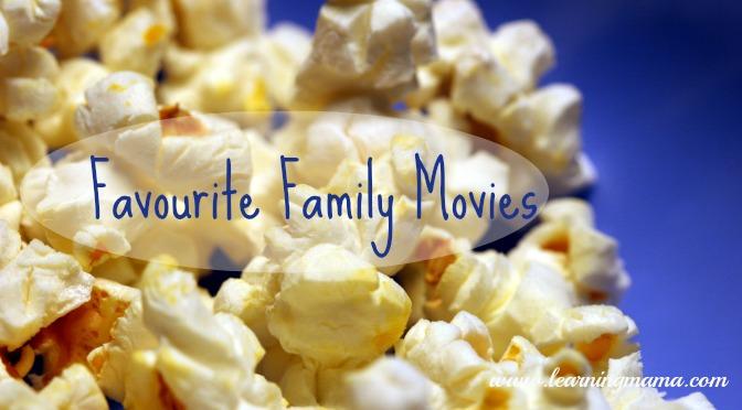 Favourite Family Movies
