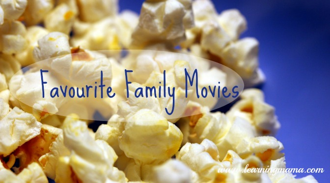 Favourite Family Movies