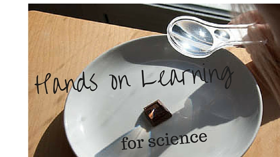 Hands on Learning For Science!