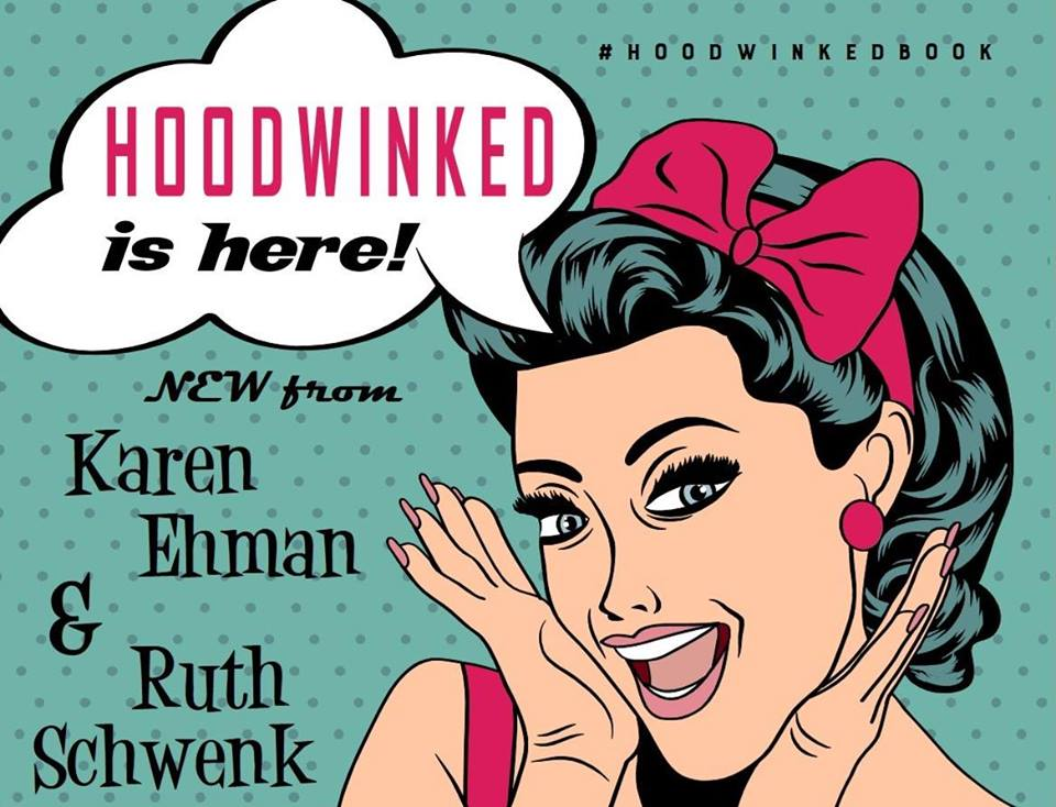 What Do You Believe About Motherhood? {BOOK REVIEW: Hoodwinked by Karen Ehman & Ruth Schwenk}