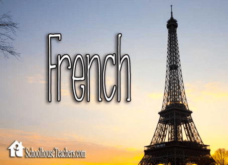 Schoolhouseteachers.com - 2 + years of French lessons available