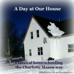 A Day in the Life of a Classical Homeschooler - Nelleke's Day
