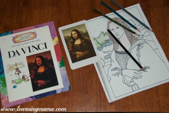 Homeschool Art Without a Curriculum