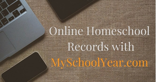 My School Year- review of MySchoolYear.com
