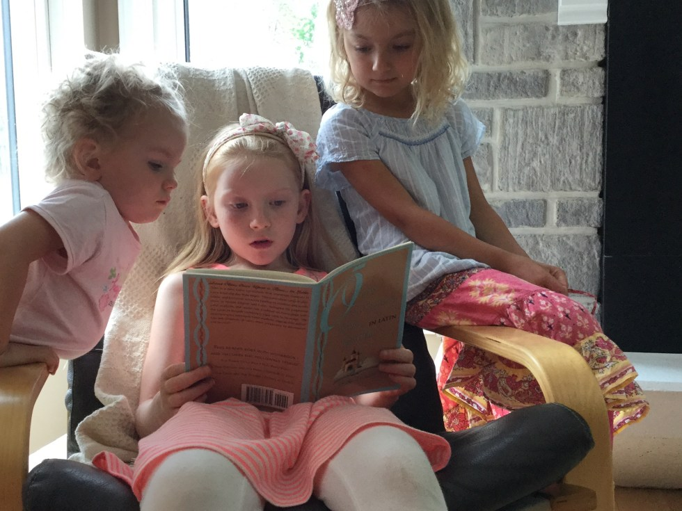 Olim, Once Upon a Time...in Latin. A Gentle, story based intro to Latin for young children