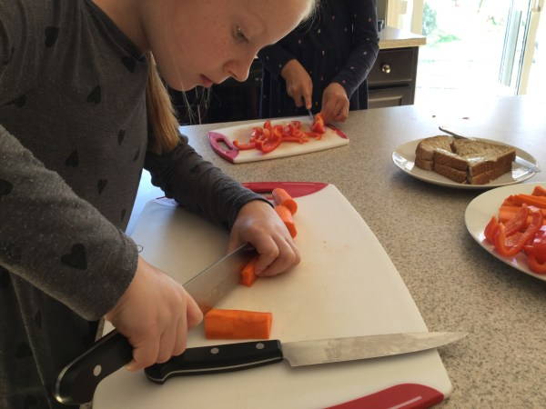 Homeschool Summer School - teach your kids to cook this summer!