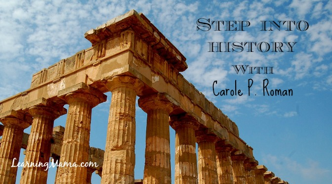 Step Into History with Carole P. Roman! {REVIEW}