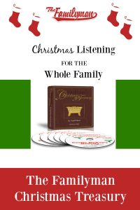 The Familyman Christmas Treasury Audio Collection - Review
