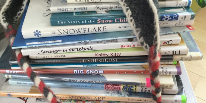 Snowy Books for Snowy Days: Our Favourite Winter Picture Books