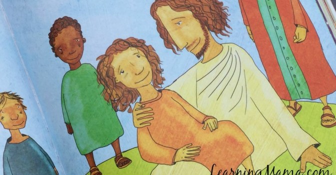 Why We Love The Jesus Storybook Bible by Sally Lloyd-Jones