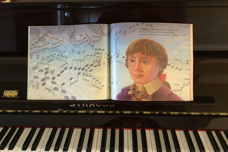 Picture books for Music, Art & More {Raincoast Books Reviews}