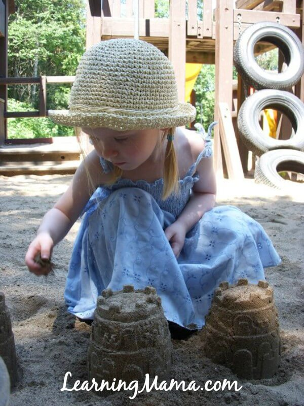 100 Things to do with your kids outside this summer