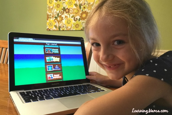 Supplementing Your Homeschool Curriculum with Online Resources: Nessy Learning