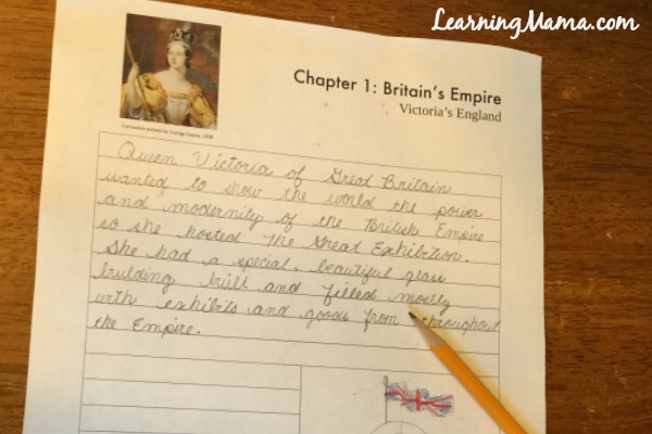 Story of the World Notebooking Pages - each page includes the chapter and subchapter headings, lined space for written narrations, a picture or graphic to co-ordinate with the chapter and a blank box for the child to illustrate the chapter themselves.
