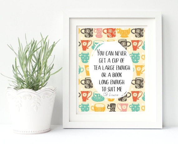 Literary Prints - Gifts for Book Lovers