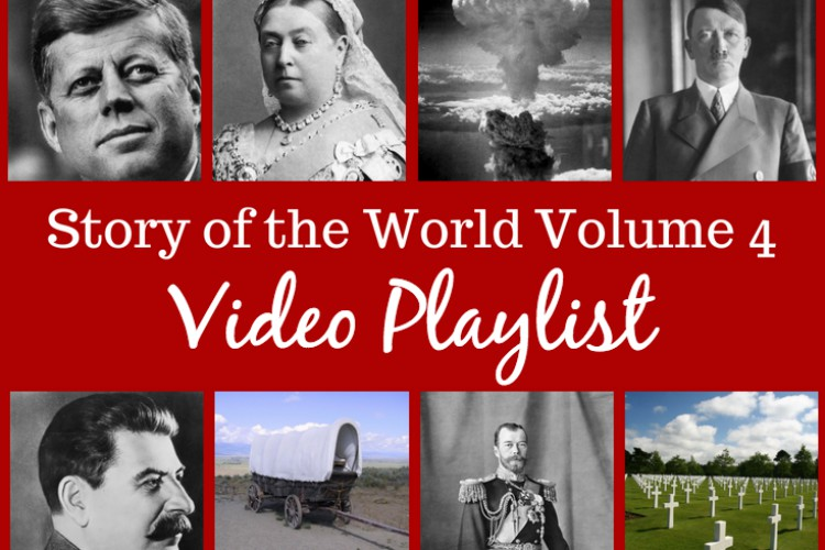 Story of the World Volume 4 Video Playlist