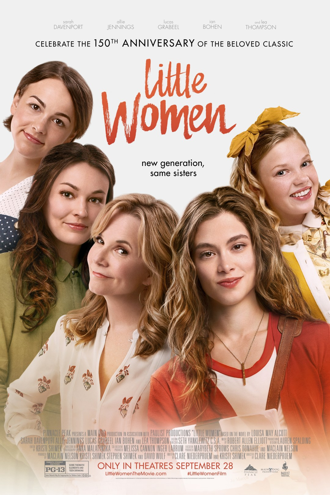 Little Women 2018 Movie Review