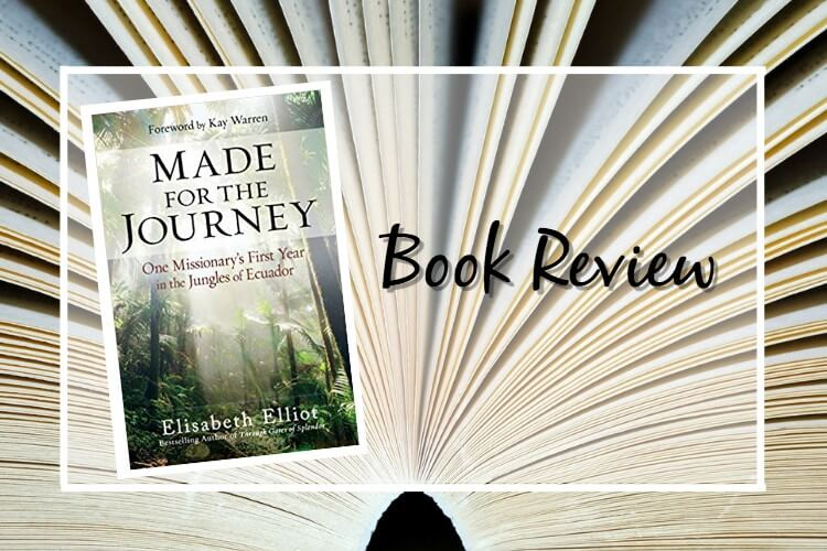 Made for the Journey: Book Review