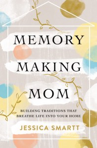 Memory Making Mom {Book Review}