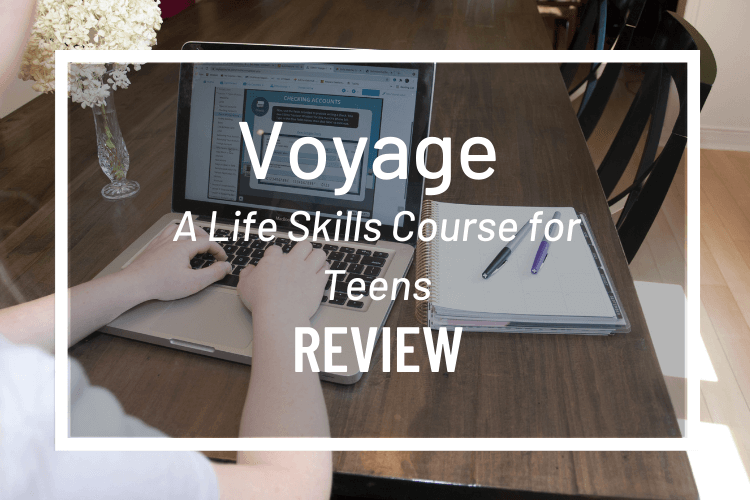 Life Prep Course for Teens: Voyage Review