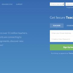 Edmodo Social Learning Platform
