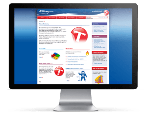 A corporate LMS for retail using Totara