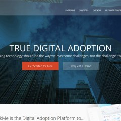 WalkMe Digital Adoption Platform