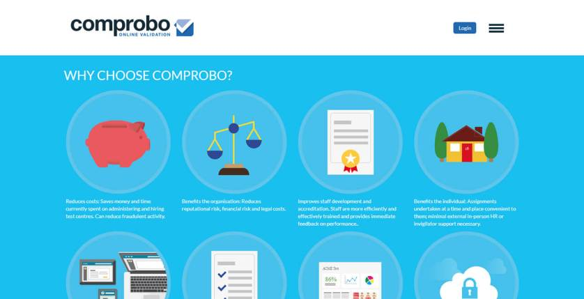 Comprobo About