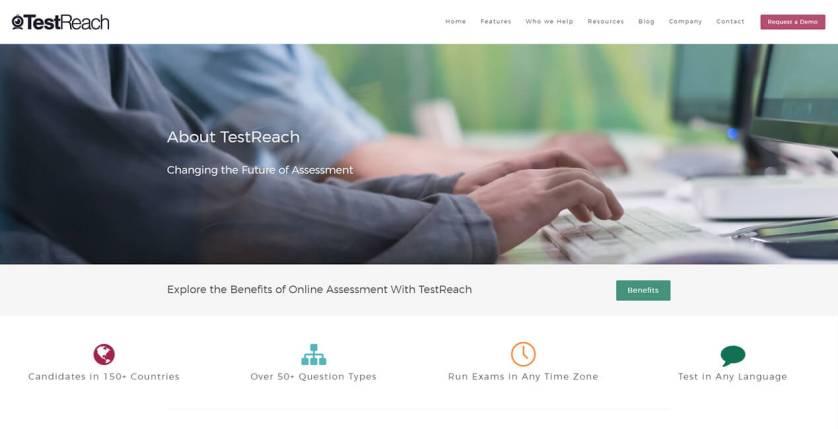 TestReach Ltd About