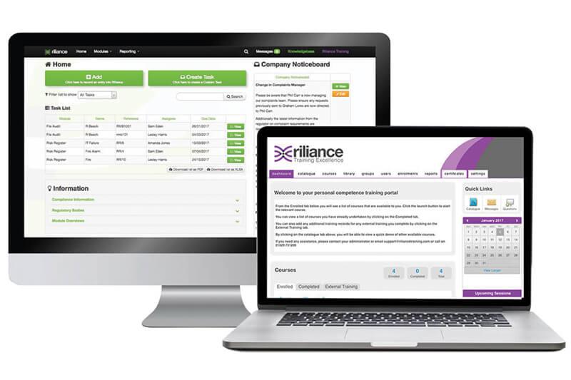 Riliance FCA Compliance Platform