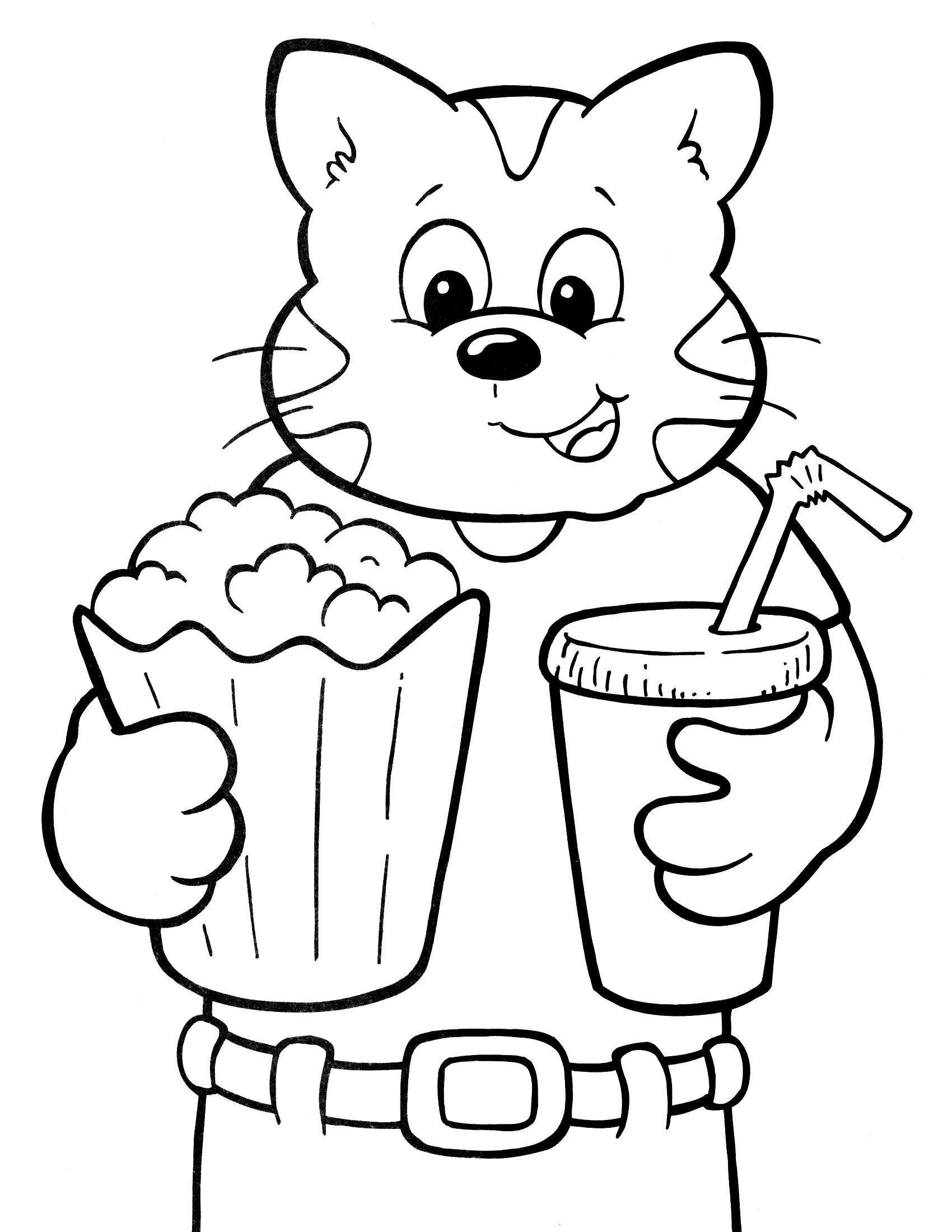 Free Crayola Coloring Pages Printable