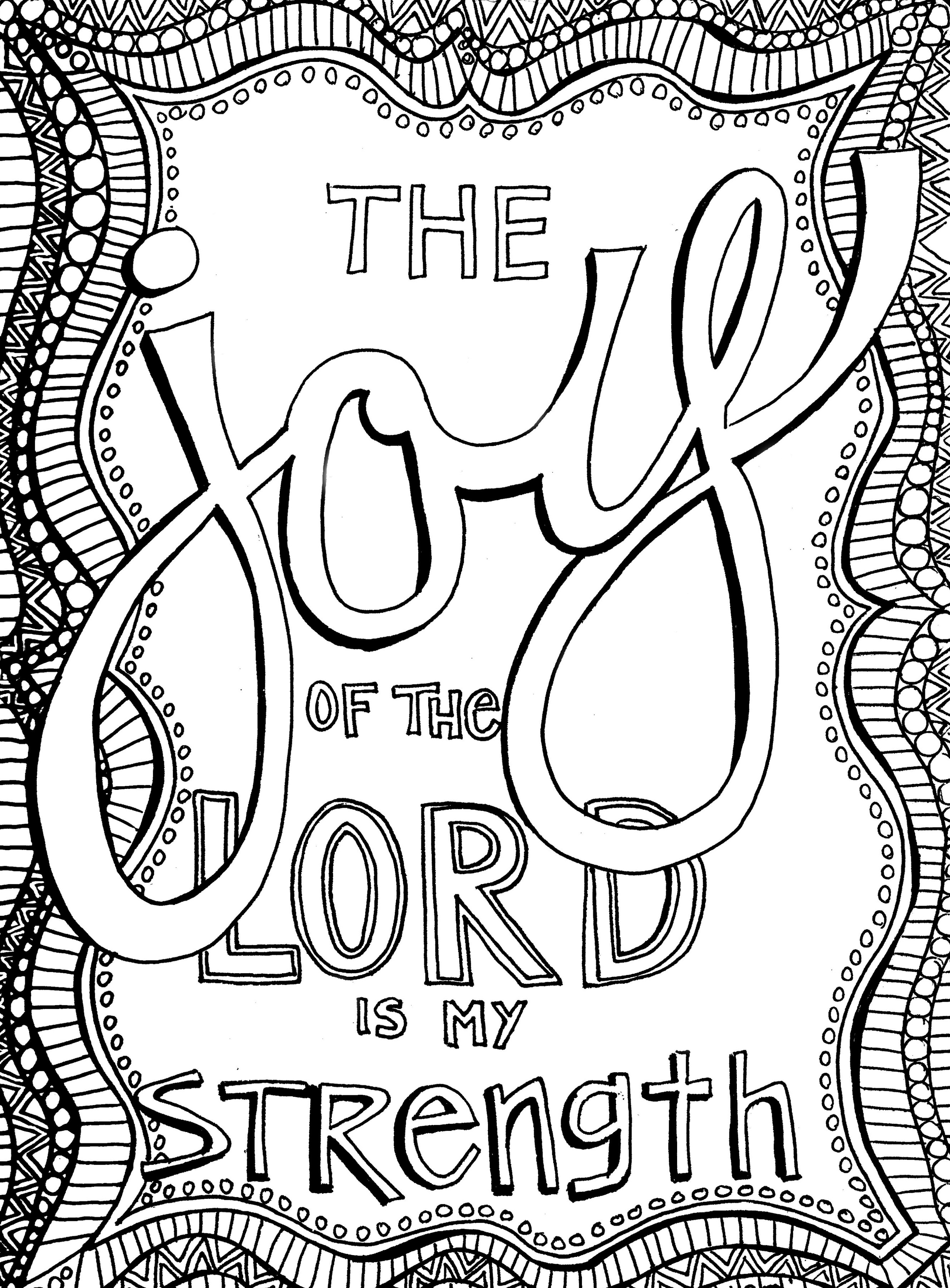 Christian Coloring Pages For Kids And Adults