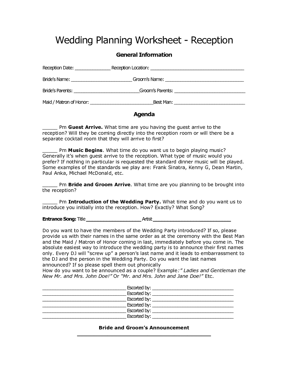 Reception Worksheets For Kids Preschool